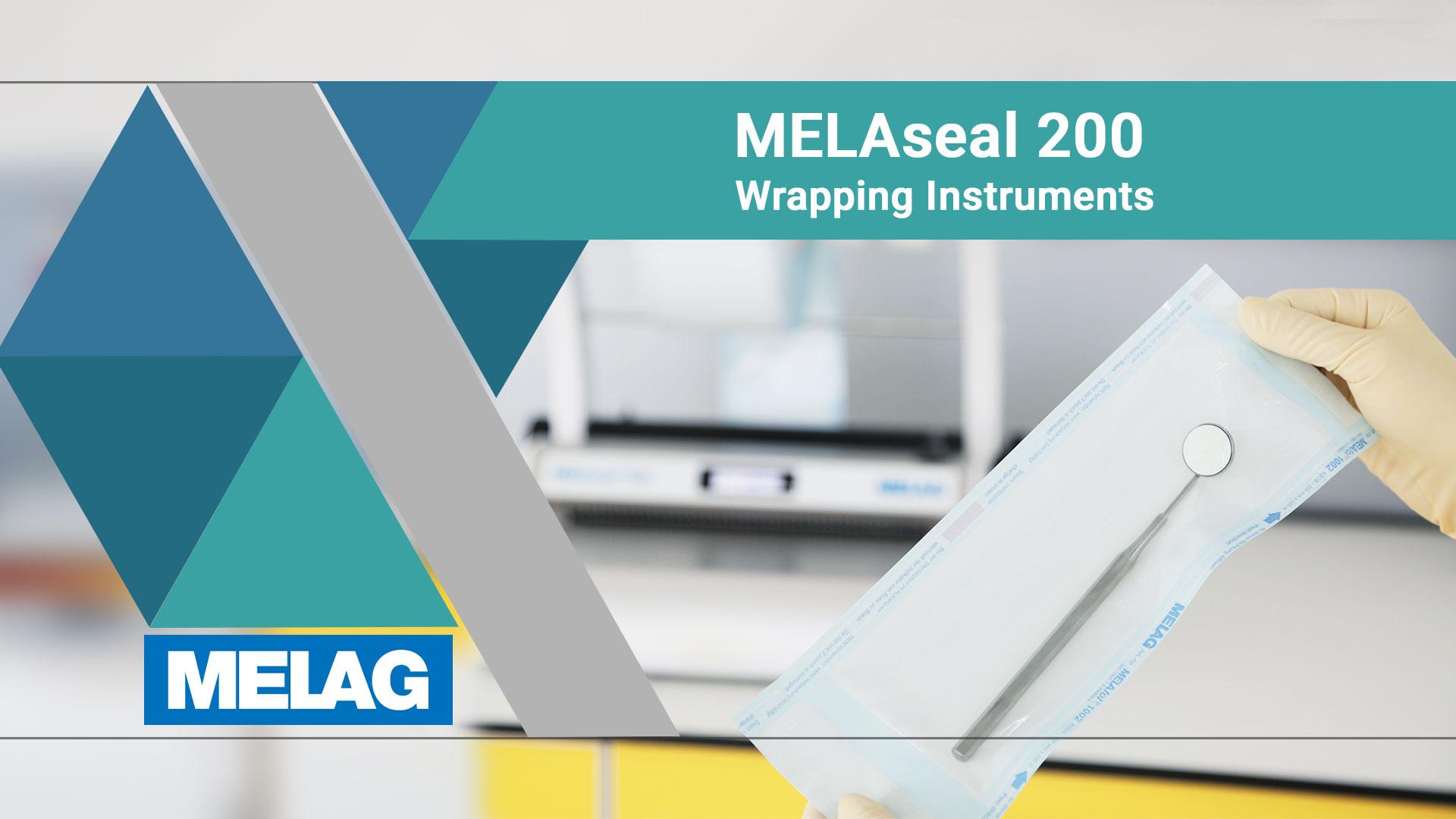 Tutorial MELAseal 200 pakowanie narzędzi