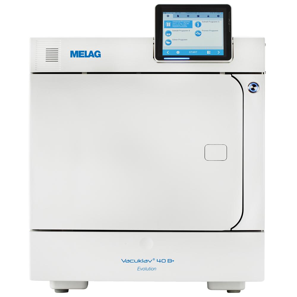 MELAG 40 B Autoklav, Vacuklav, Sterilisator - 1