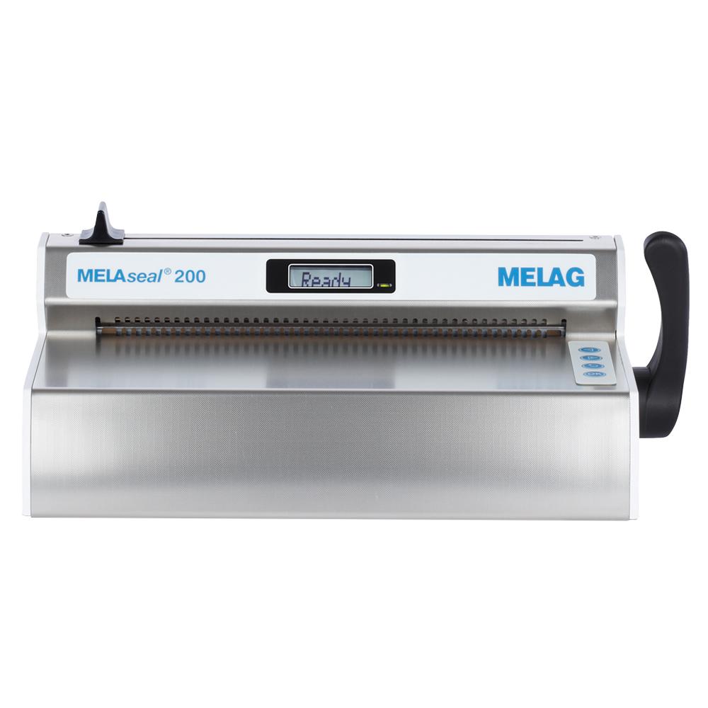 Frontansicht Siegelgerät MELAseal 200