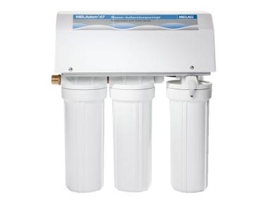MELAdem 47 Wasser-Aufbereitungsanlage Autoklav
