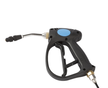 MELAjet Sprühpistole für Instrumentenaufbereitung