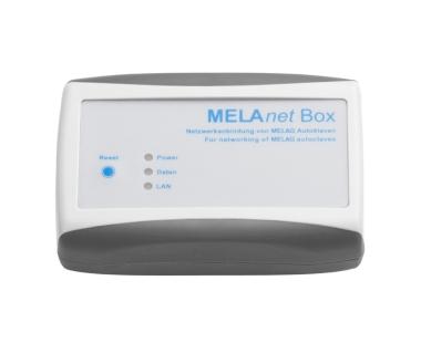 Front view MELAnet Box
