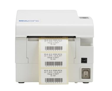 Etikettendrucker MELAprint 60