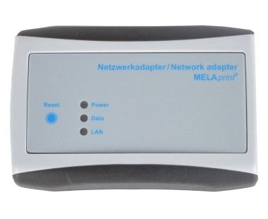 Front view network adapter