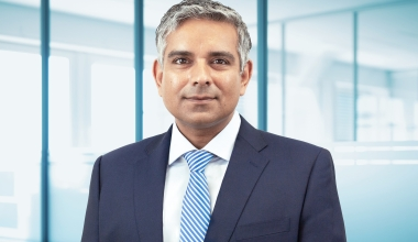 Portrait Adam Shah - Territory Manager UK / Ireland / AU / NZ