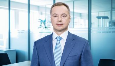 Portrait Alexey Evlanov Area Manager Russland