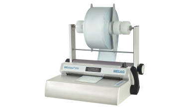 Front view MELAseal 200 sealing device