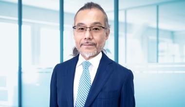 Portrait Dr. Kentaroh Nakamura Infection Control Consultant