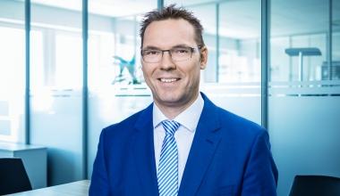 Portrait Dirk Strohbach Territory Manager Schweiz, Österreich