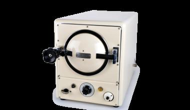 Erster MELAG Dampf-Sterilisator / Autoklav im Jahr 1954