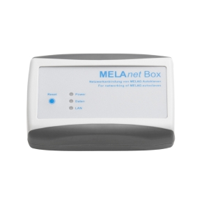Front view MELAnet Box