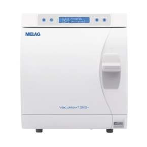 Pro-Class Steam Sterilizer Vacuklav 31 B+ | MELAG