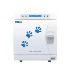 Autoclave for veterinary practice: Vacuvet 23 B+
