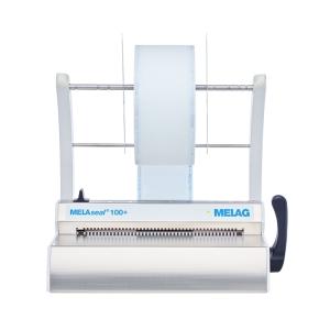 Siegelgerät MELAseal 100+ mit Rollenhalter und 1 Folienrolle