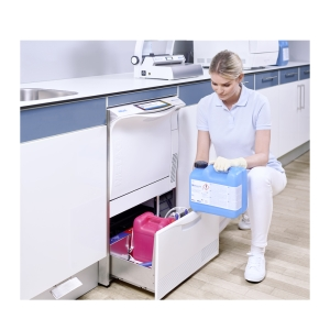 Process Agents of a washer-disinfector