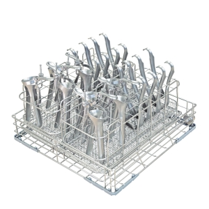 Basket for MELAtherm 10 specialized for gynecological clinics