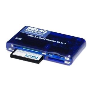 Kartenlesegerät mit CF-Card