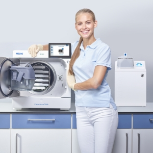 Careclave, Carebox and Coolingbox as a revolutionary system for instrument reprocessing
