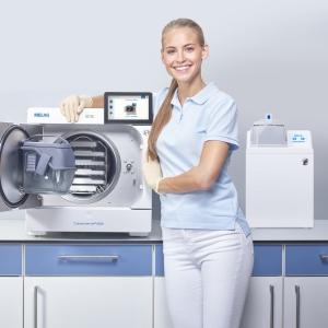 Careclave, Carebox und Coolingbox als revolutionäres System für die Instrumenten-Aufbereitung