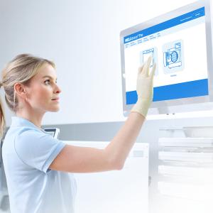 Dokumentationsoftware zur Freigabe im Aufbereitungsraum | MELAtrace Pro