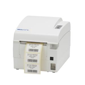 Schrägansicht Label Printer für Premium-Klasse Autoklaven