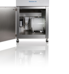 MELAdem 56 integrated in vanity unit with cartridge and water tank