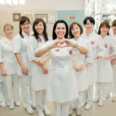 Praxisteam Dental Klinik Maryan Melychuk