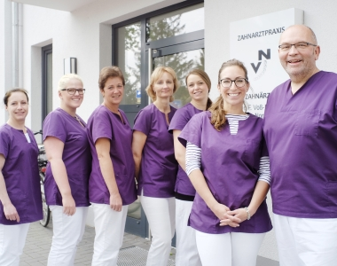 Praxisteam Dr. Voß-Norden