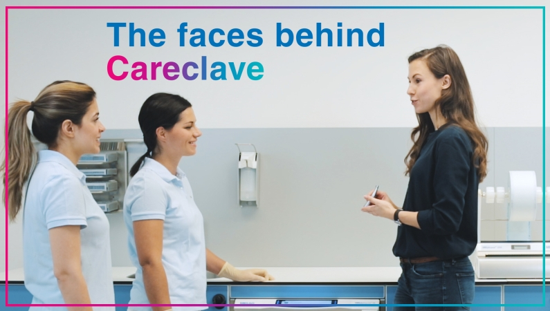 Faces behind Careclave