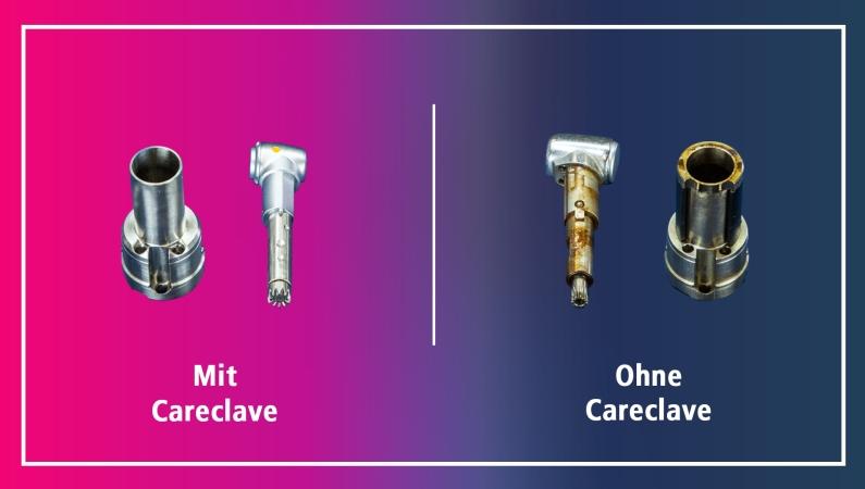 MELAG Qualitätsprüfung - sichere und zuverlässige Instrumenten-Aufbereitung mit Careclave