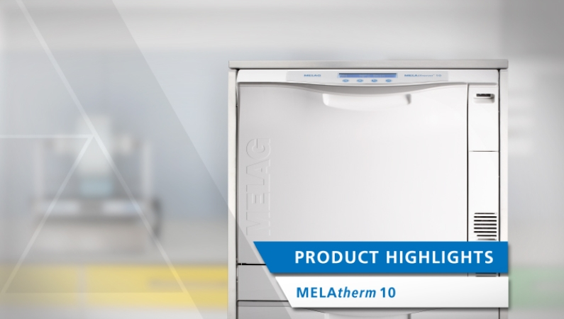 Washer disinfector MELAtherm 10 Product video