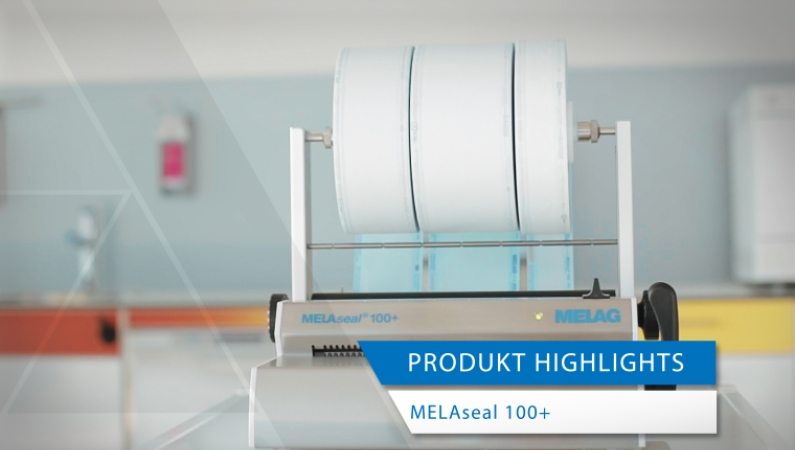 Videoansicht Produkt-Highlights MELAseal 100