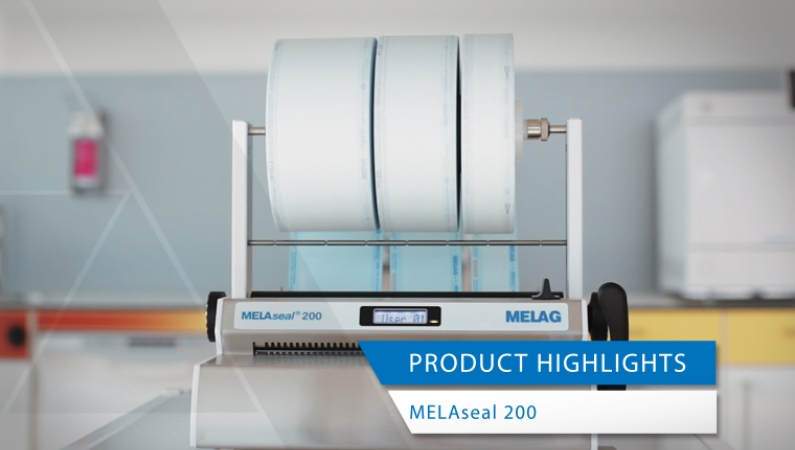 Video view product highlights MELAseal 200