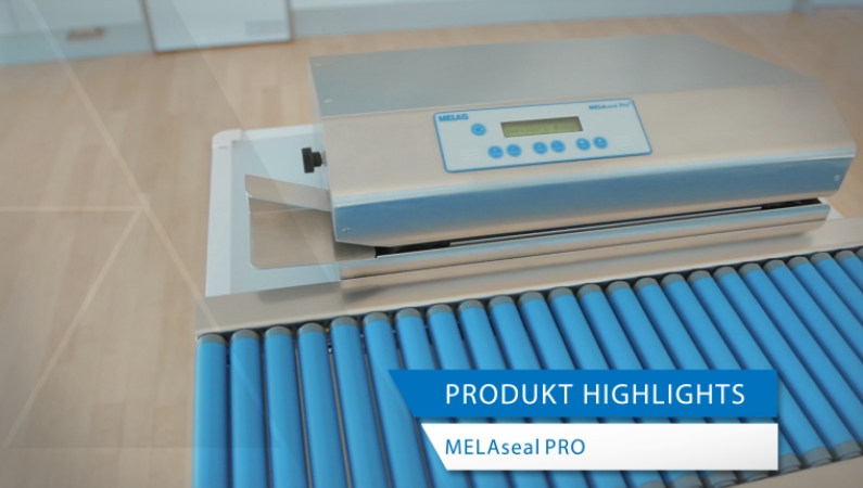 Videoansicht Produkt-Highlights MELAseal Pro