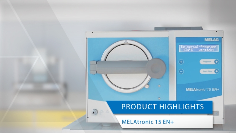 Video view product highlights MELAtronic 15 EN+