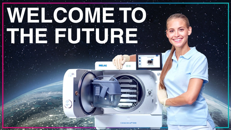 Join the Revolution: Careclave for the reprocessing of handpieces